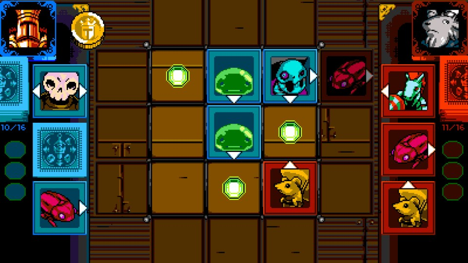 Shovel Knight King of Cards on Switch