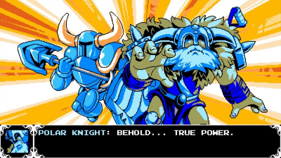 Nintendo Switch Shovel Knight Showdown