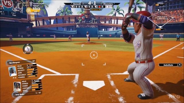 Super Mega Baseball 3 on Nintendo Switch