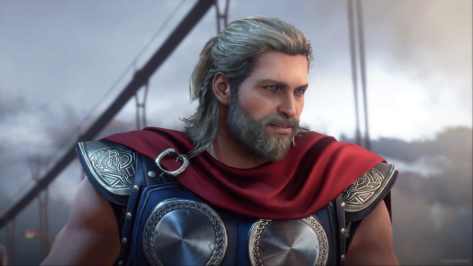 Marvel Avenger's Game Beta