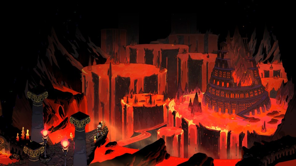 Hades review Nintendo Switch