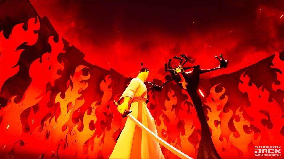Samurai Jack: Battle Through Time Xbox
