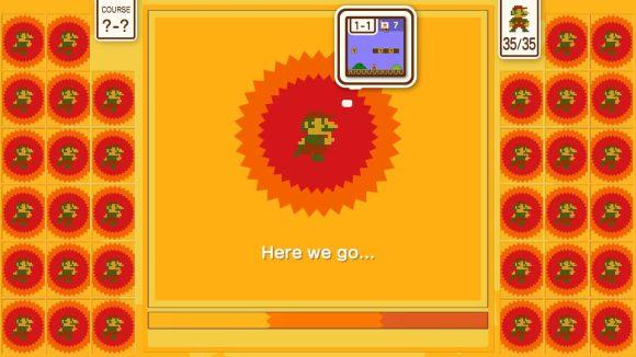 Super Mario Bros 35 Switch