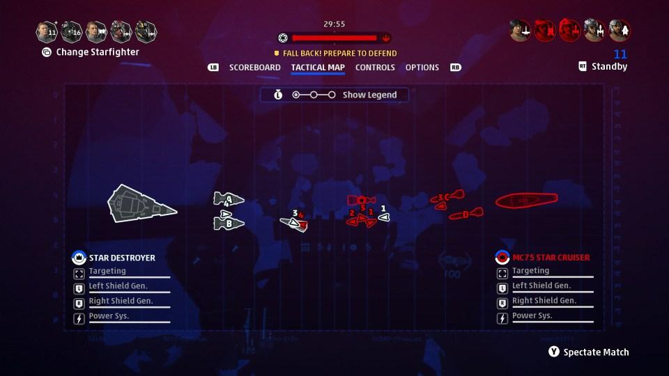Fleet Battle Star Wars