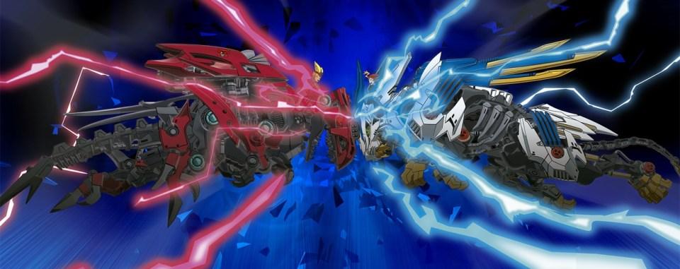 Zoids Wild: Blast Unleashed - Nintendo Switch Review