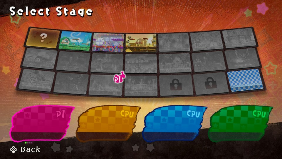 Kirby Fighters 2 Review