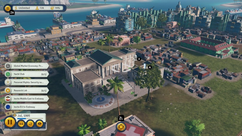 Tropico 6 - Nintendo Switch Review
