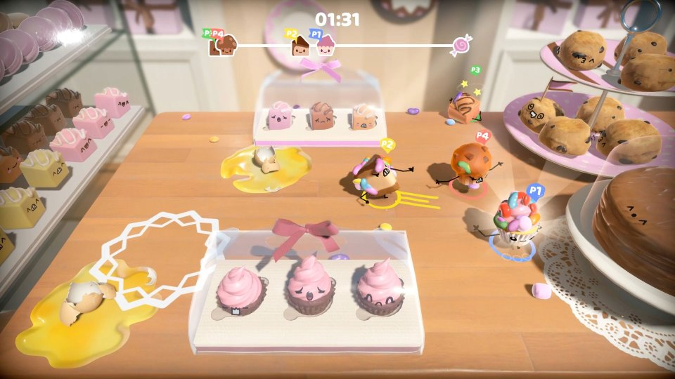 cake bash xbox review