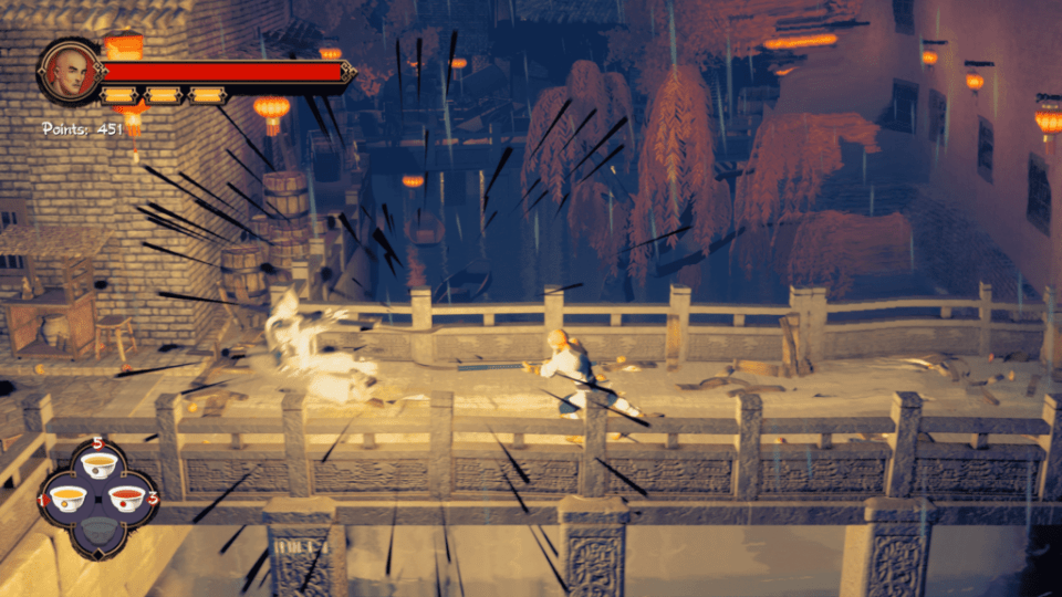 9 Monkeys of Shaolin Xbox One Review
