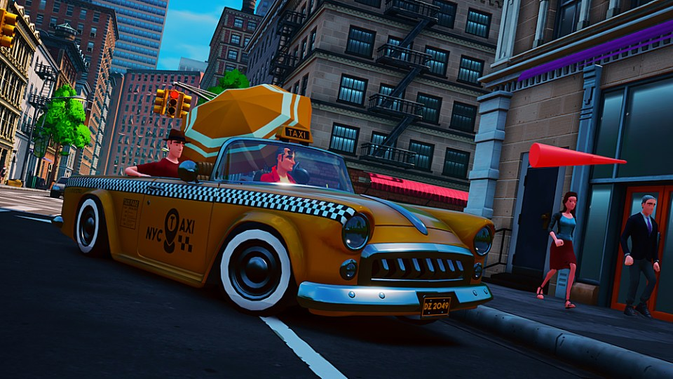 Taxi Chaos Xbox One Review