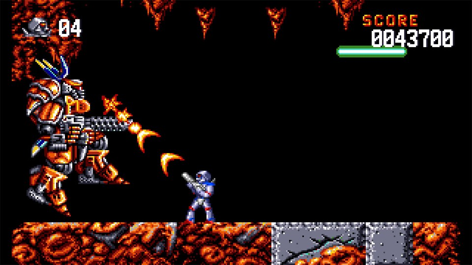 Turrican Flashback Collection - Nintendo Switch Review
