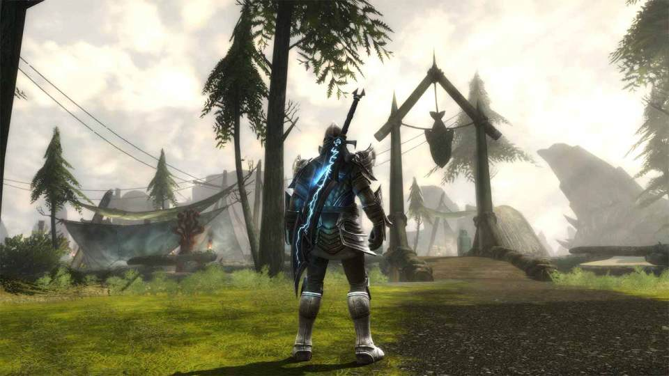 Nintendo Switch version of Kingdom of Amalur Re-Reckoning reviewed by Rapid Reviews UK