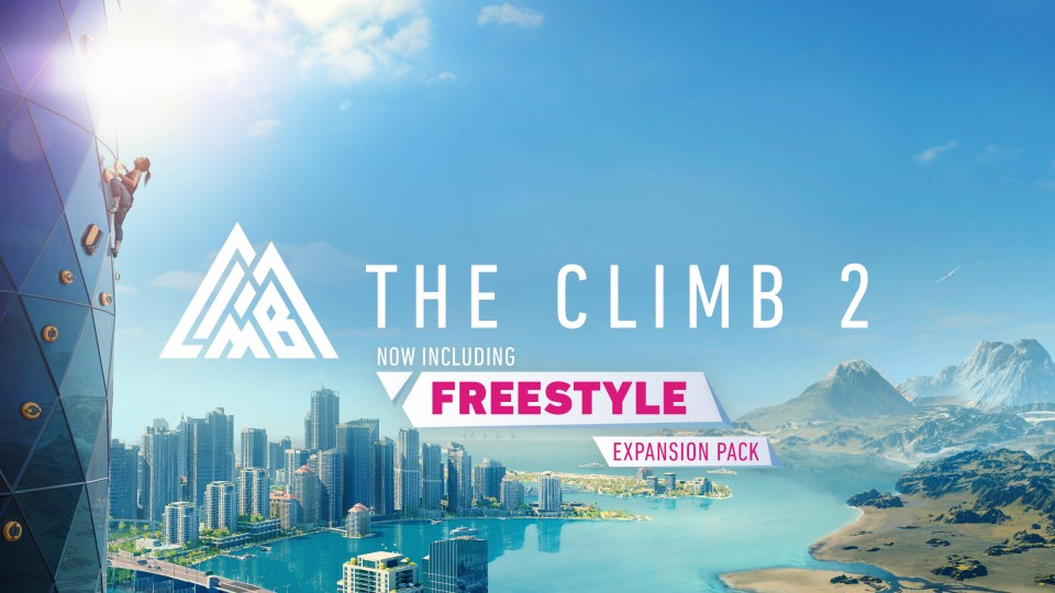 TEXT : The Climb 2 Now Including FREESTYLE expansion pack