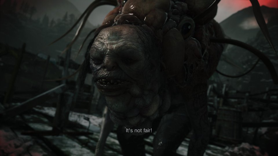 One of the family in Resident Evil 8