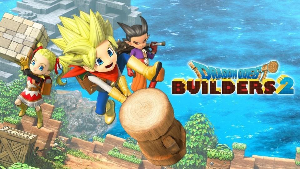 "TEXT: ""Dragon Quest Builders 2""."