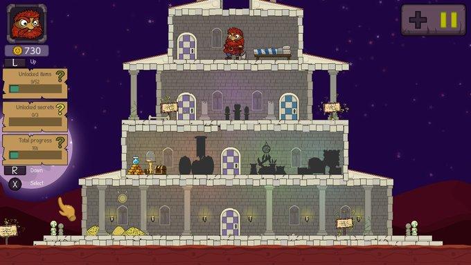 Otti house of treasure