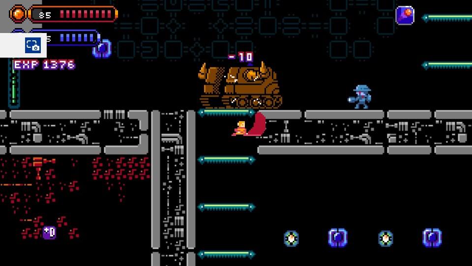 The main character attacking a tank from below - sun wukong vs. Robot