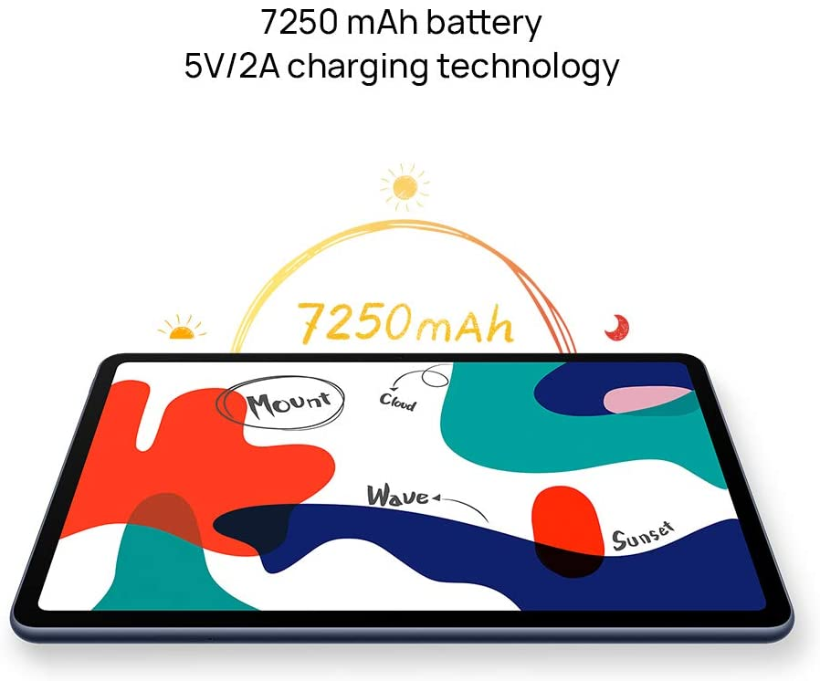 More information on the Huawei Matepad