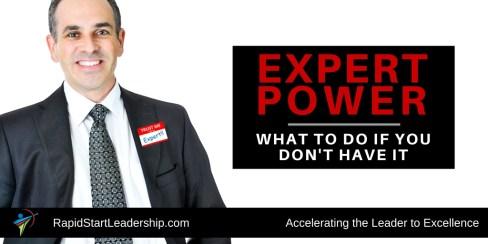 Expert Power
