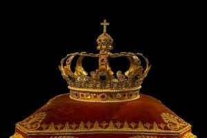 Crown symbolizing legitimate power