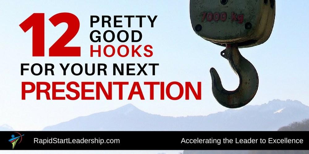 pretty good hooks