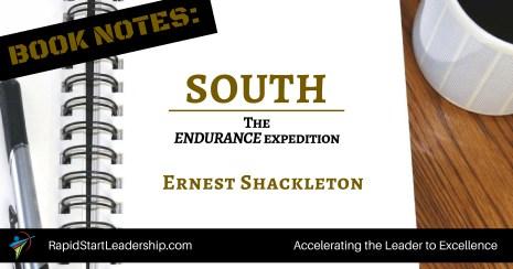 South - Ernest Shackleton