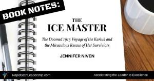 The Ice Master - Jennifer Niven