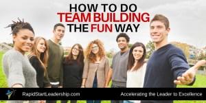 Team Building Fun
