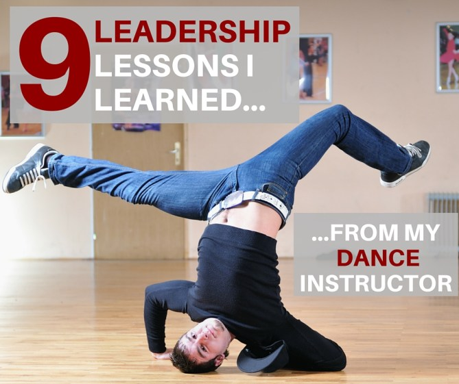 9 Leadership LessonsI Learned 3