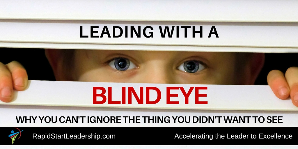 Blind Eye Leadership