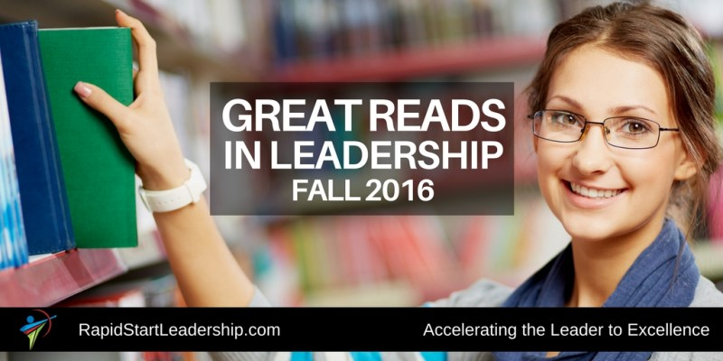 Great Reads in Leadership