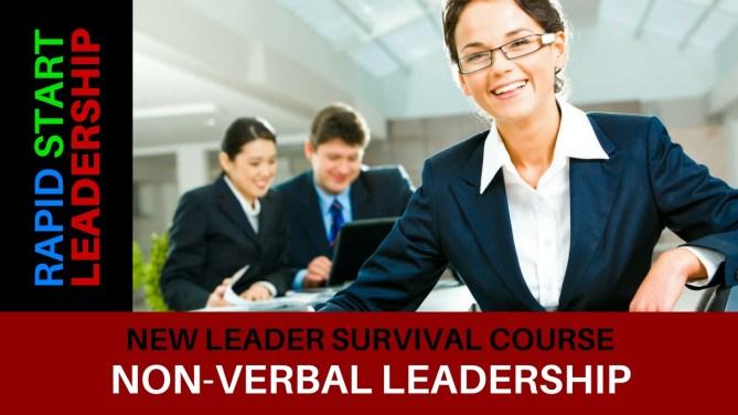 Non-verbal Leadership