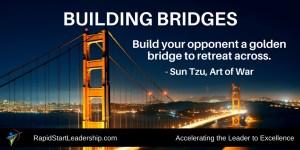 Building Bridges: How Leaders Grow Loyalty