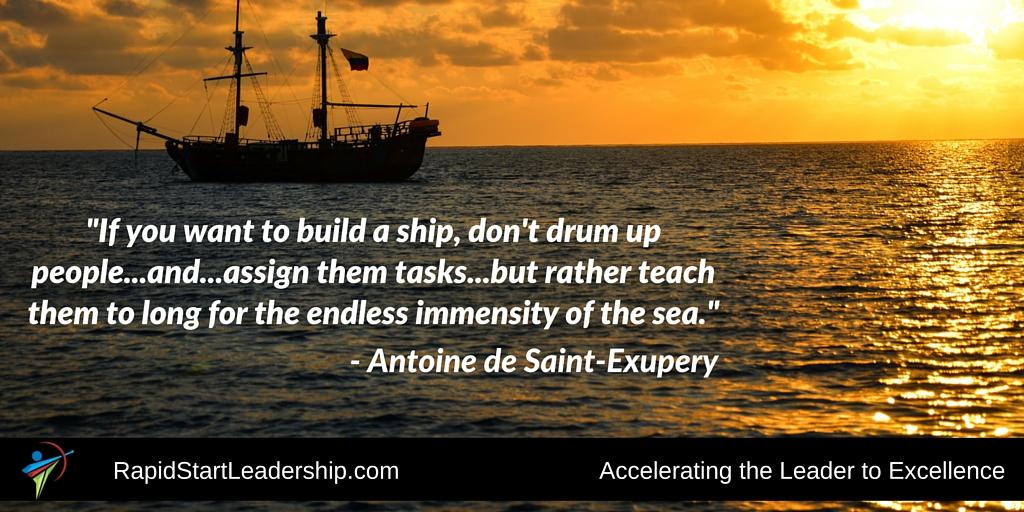 Build a Ship