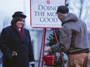 21 Acts of Kindness - Red Kettle
