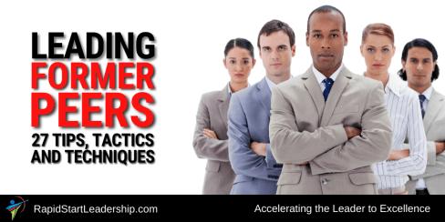 Leading Former Peers