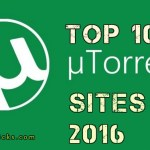 <strong>Top 10 Torrent Sites of 2016</strong>