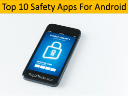 Safety Apps for android