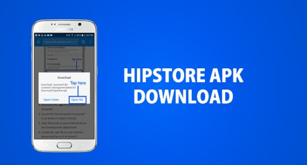 HipStore APK Download