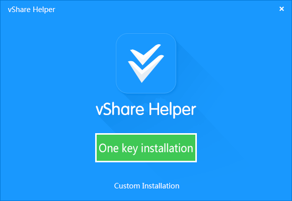 vShare Helper - Vshare iPhone