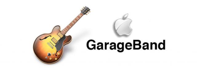 Apple Garageband - Music Production Software