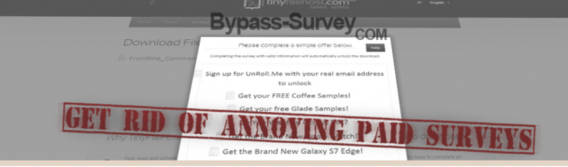 Bypass-survey.com - Bypass Survey Android