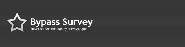 Survey Bypass - Survey Bypasser