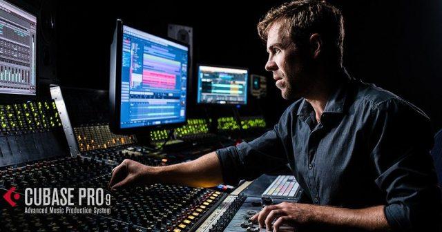 Cubase - Best music production softwares