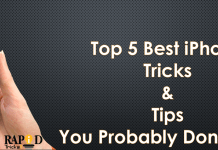 Best iPhone Tricks & Tips