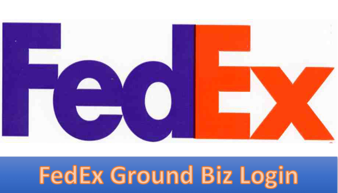 FedEx Ground Biz Login Guide