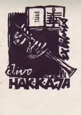 Iivo Hakkaja - 1965 märts