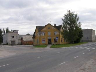 Jaama kauplus, september 2008