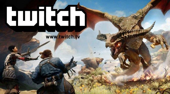 Dragon Age: Inquisition Twitch Stream Shows Impressive Dragon Fight