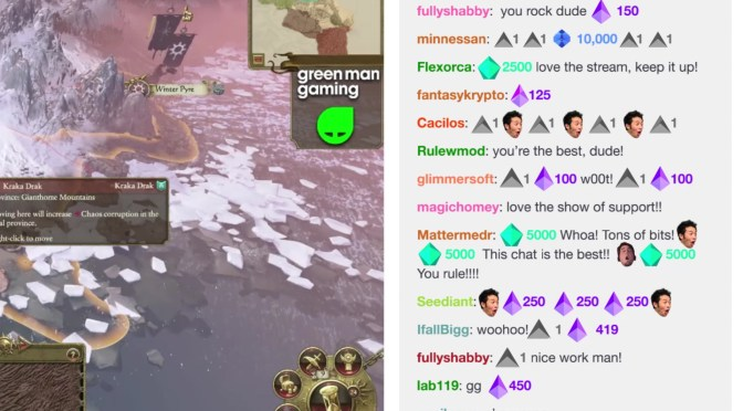 Twitch introduces 'Cheering' emotes for tipping streamers